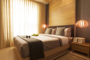Hotelzimmer Beispiel zum Langzeitwohnen in Lippstadt