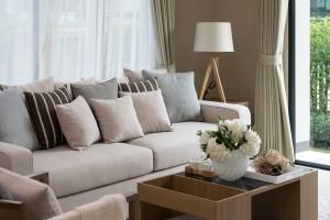 Langzeitwohnen Lippstadt- Wohnzimmer Beispiel