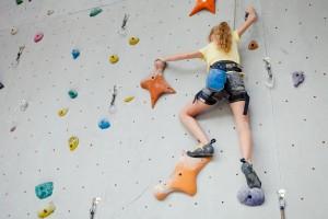(altanaka/Shutterstock.com) Kletterwand Lippstadt Hotel in der Nähe finden und buchen