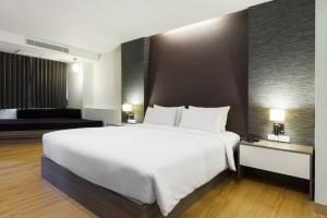 Hotelzimmer für Paare - Beispielfoto