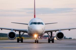 airplane in Lippstadt
