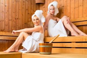 (Kzenon/Shutterstock.com) Wellness Sauna in der Nähe vom Hotel Lippstadt