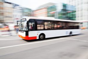 """(christian-mueller/Shutterstock.com) Busbahnhof """"Bustreff"""" direkt gegenüber vom Bahnhof Lippstadt"""