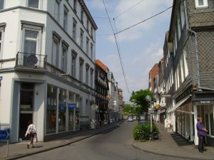 Lippstädter Innenstadt - in der Nähe Ihres Hotels in Lippstadt