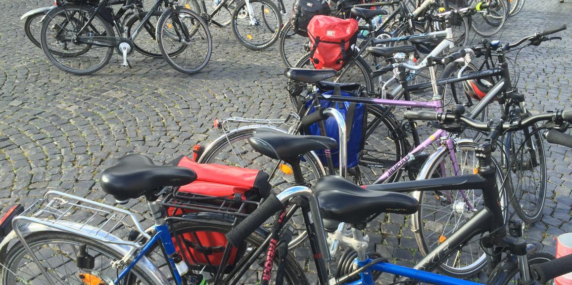 Fahrradverleih Lippstadt – Unterküfte in der Nähe