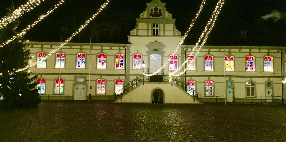 Adventskalender Rathausplatz Lippstadt