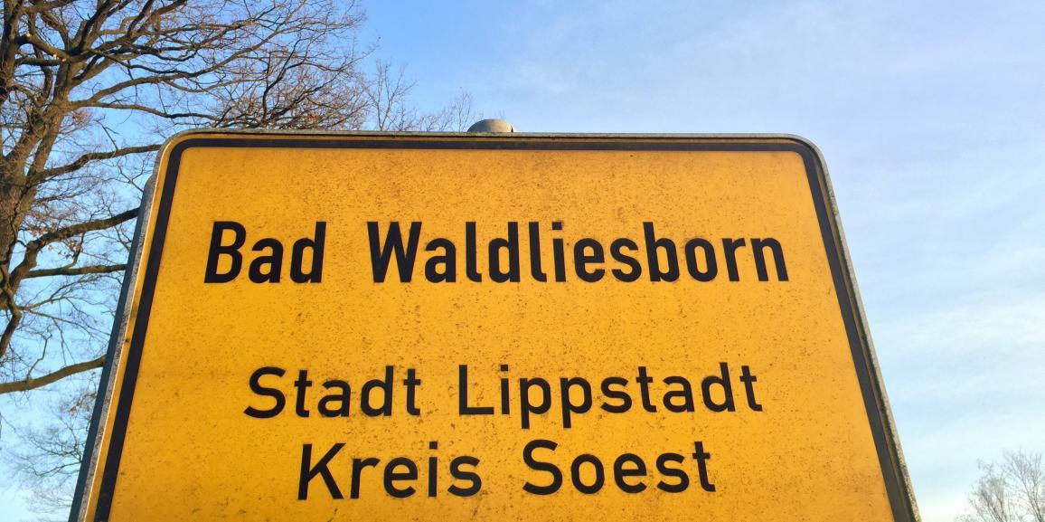 Übersicht der Stadtteile Lippstadt – Hotels und Pensionen in Lippstadt