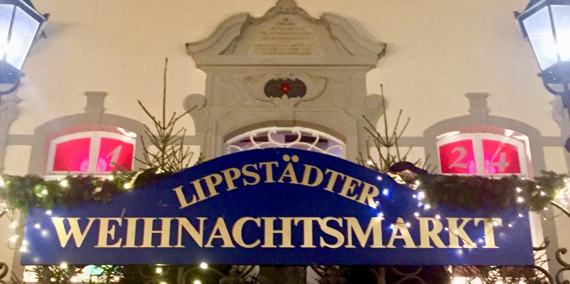Weihnachtsmarkt 2018 in Lippstadt