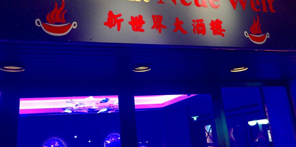 Neue Welt Lippstadt Chinarestaurant eröffnet in Bad Waldliesborn