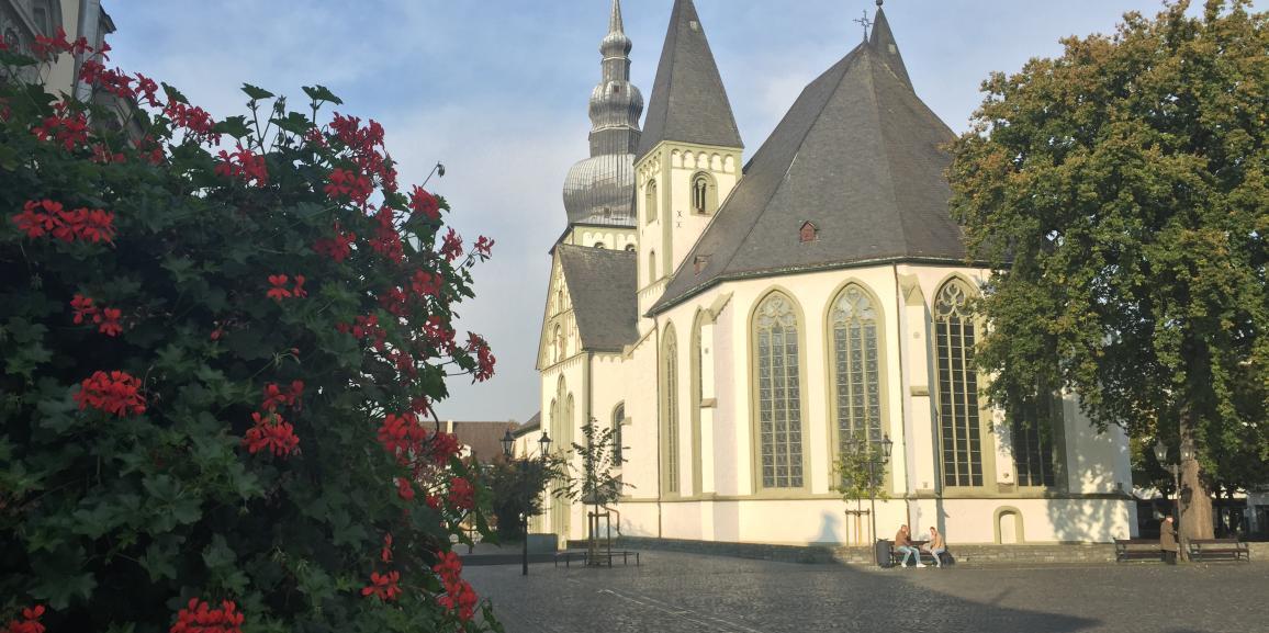 Marienkirche Lippstadt Ausflugsziel für Hotelgäste