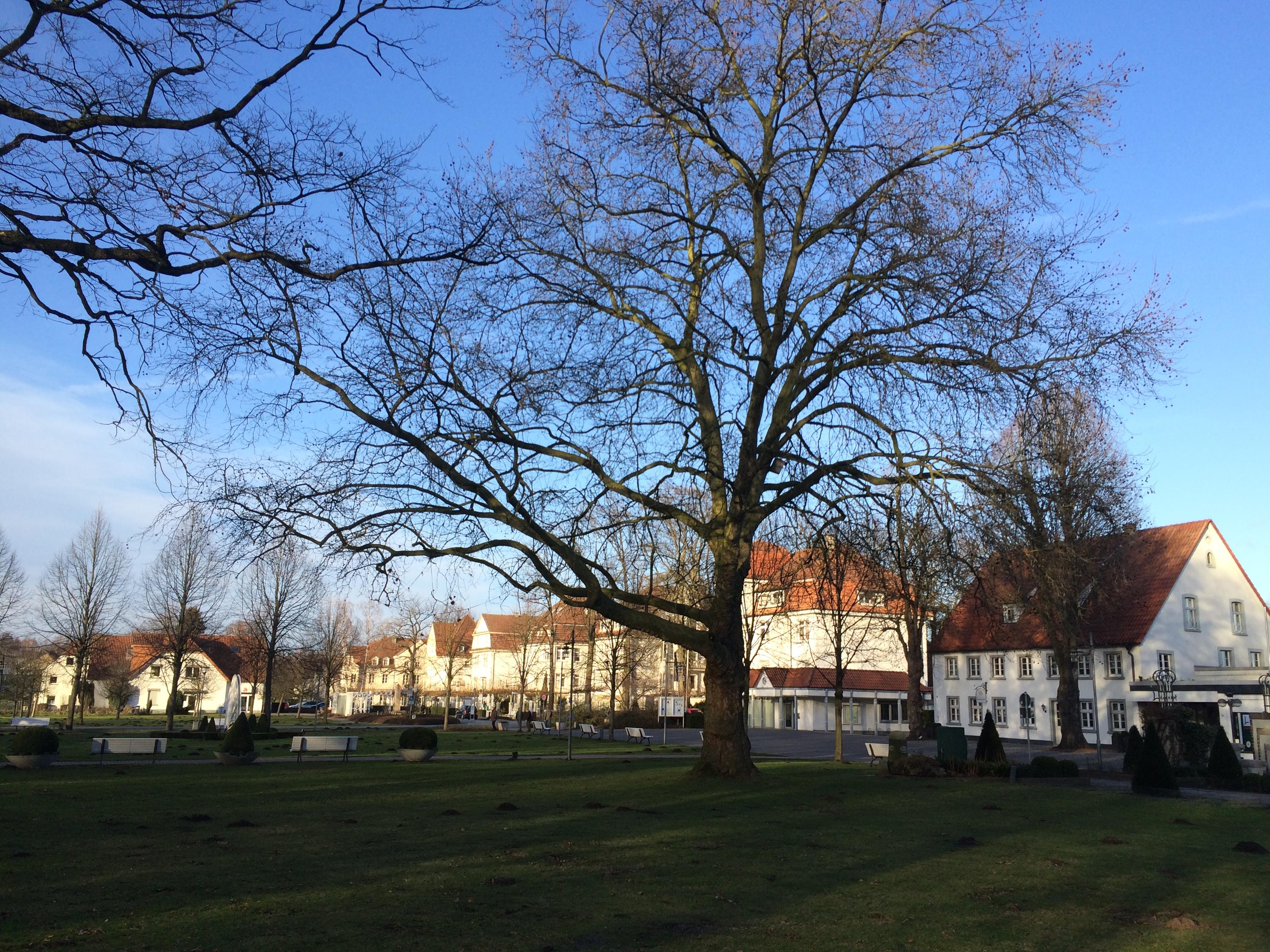 Kurort Bad Waldliesborn bei Lippstadt für Hotelgäste