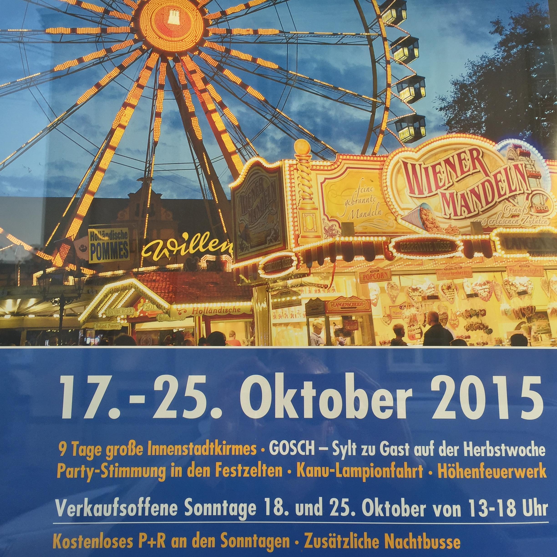Herbstwoche Lippstadt 2015 - Unterkünfte in der Nähe finden