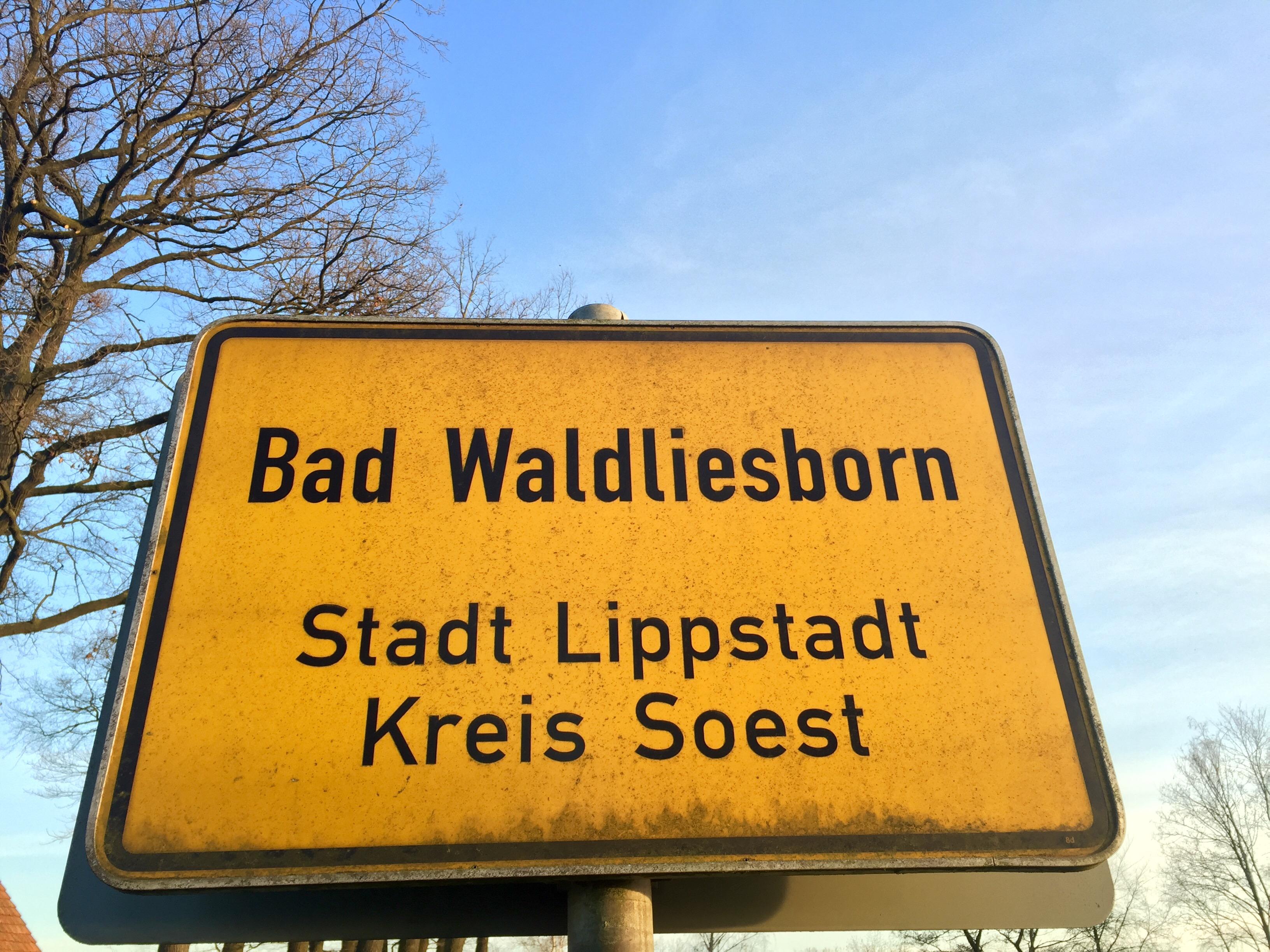 Bad Waldliesborn - einer der Stadtteile von Lippstadt mit schönen Unterkünften in Hotels, Pensionen und Ferienwohnungen