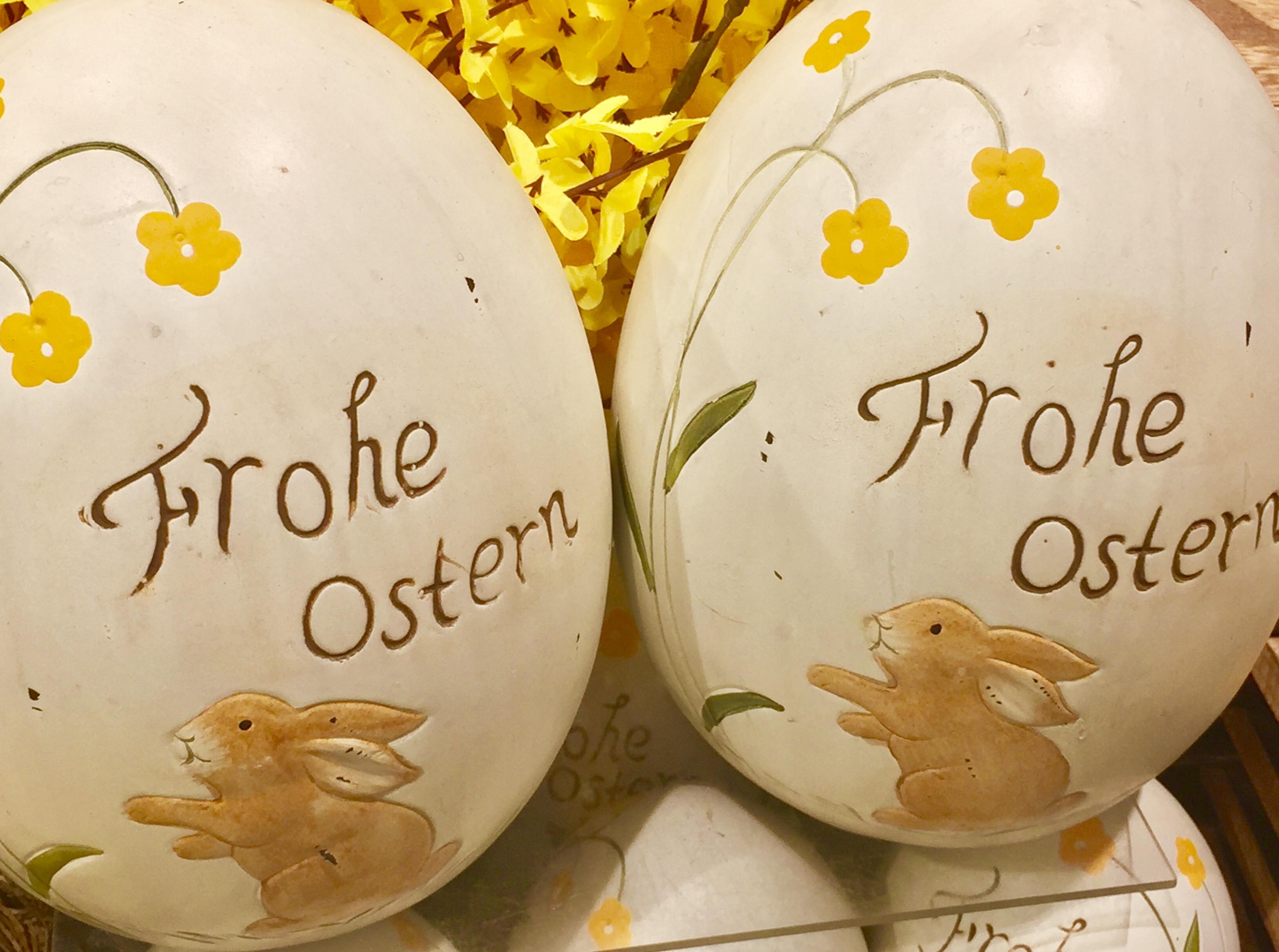Frohe Ostern, wünscht die Agentur für Zimmervermittlung Lippstadt