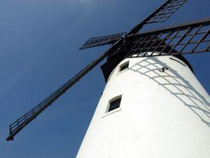 Windmühle Hoöxberg