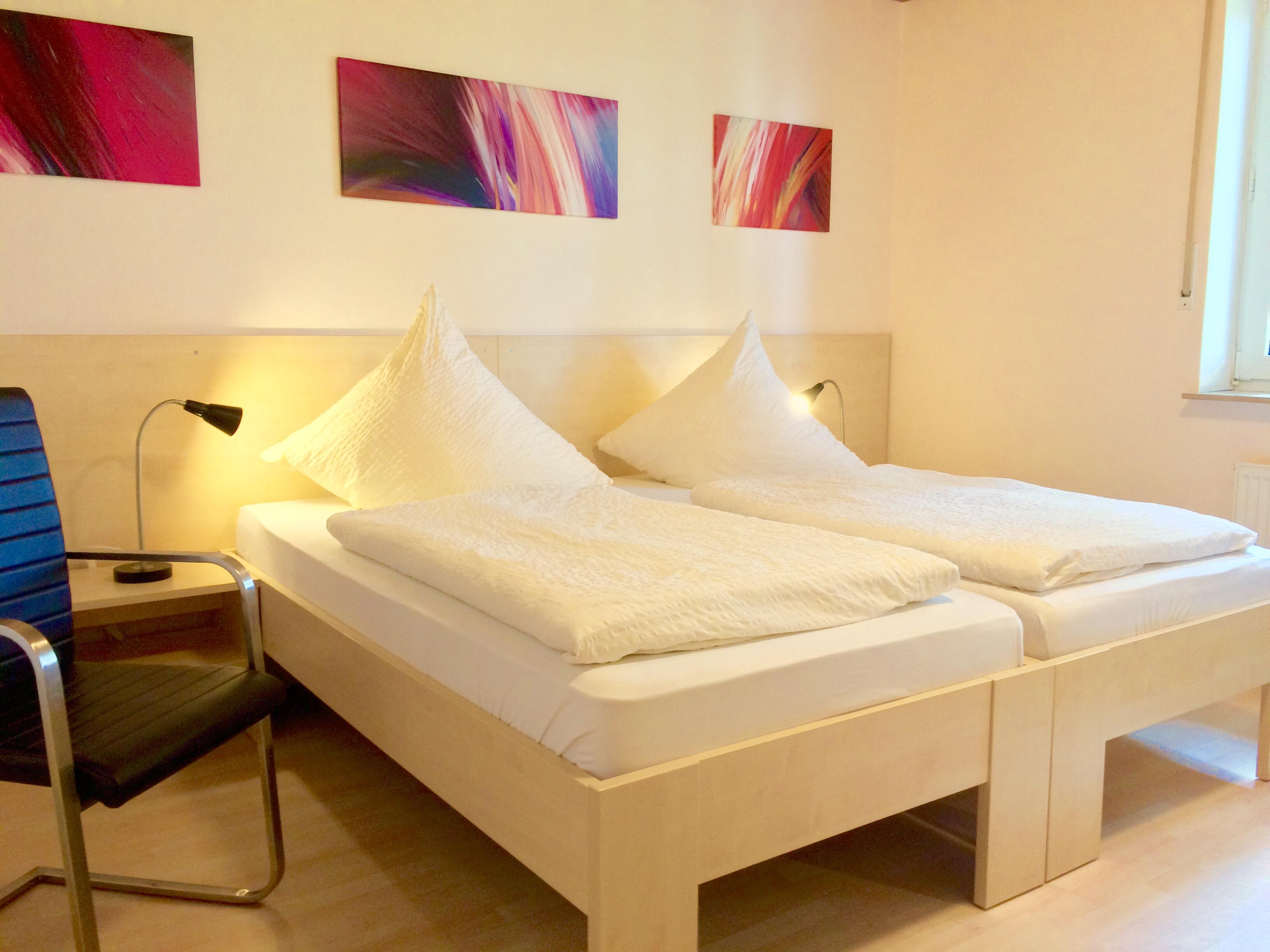 Doppelzimmer in Bad Waldliesborn - Agentur für Zimmervermittlung Lippstadt